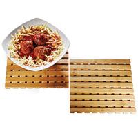 Descansa Prato Welf Quioto DP-04403 Bambu 20cm