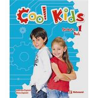 Cool Kids: Student's Book - Level 1
