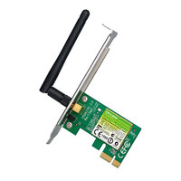 Adaptador TP-Link PCI Wireless TL-WN781ND 150Mbps
