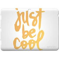 Capa para Samsung Geonav Galaxy Tab III 10.1'' Just be Cool Transparente