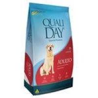 Ração Qualiday para Cães Adultos Carne 15kg
