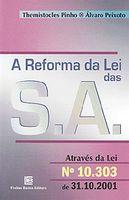 Reforma das Leis das S.A.,A/Atraves da Lei N.10.303