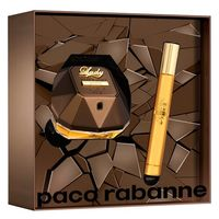 Kit Paco Rabanne Lady Million Privé Feminino Eau De Parfum 50ml + Travel Size Lady Million Privé 10 ml
