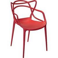 Cadeira Universal Mix Umix 400 Vermelha