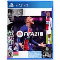 Jogo Midia Fisica Fifa 21 EA Original para Ps4