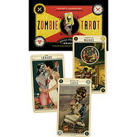 The Zombie Tarot:An Oracle Of The Undead With Deck And Instructions