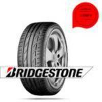 Pneu 245/40 R17 Potenza S001 Rft 91w Bridgestone Impreza /serie 3 /classe C /a4 /tt /serie 1