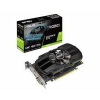 Placa de video asus geforce gtx 1650 phoenix 4gb ddr5 128 bits - ph-gtx1650-o4g