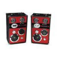 Caixa De Som X-cell Fm Mp3 Sd Usb 10w 150hz Bateria Recarregável Xc-bd-003