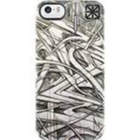 Capa Industrial Graffitti para iPhone 5/5s TS Deflector - Uncommon