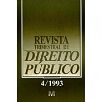 Revista Trimestral de Direito Público:Vol. 04