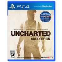Uncharted The Nathan Drake Collection Playstation 4 Sony