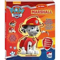 Livro Paw Patrol  Eu Sou... Marshall - Happy Books