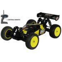 Automodelo Mini-buggy 1/14 8ight 4wd Brushless - Preto -