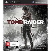 Tomb Raider com DLC Tumba dos Desafios Playstation 3 Sony