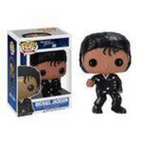 Michael Jackson Bad - Funko Pop Rock Raridade