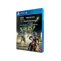 Monster Energy Supercross The Official Videogame Para Playstation 4 Milestone