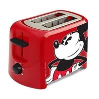 Torradeira Elétrica Disney DCM-21 Mickey Mouse Vermelha