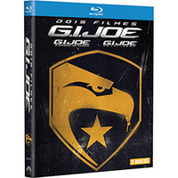 Box G.I. Joe 2 Discos Blu-Ray - Multi-Região / Reg. 4