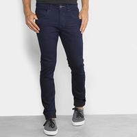 Calça Jeans Skinny Rock & Soda Lavagem Escura Masculina - Masculino