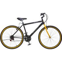 Bicicleta Renault MTB Indexada 21 Marchas Aro 26 Preta