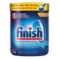 Detergente em Pó para Máquina de Lavar Louça Finish 1Kg