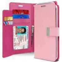 Carteira P/ Samsung Galaxy S9 Plus - Case Flip Goospery Rich Diary