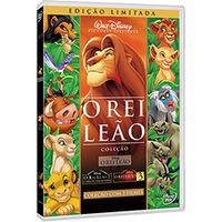 Trilogia O Rei Leão 3 Discos - Multi-Região / Reg.4