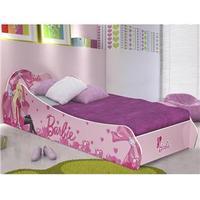 Cama Infantil Barbie Plus Pura Magia Mattel Rosa