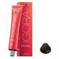 Coloração Igora Royal 6-00 Louro Escuro Extra Intenso