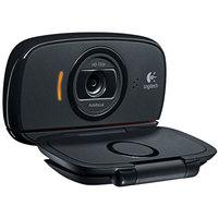 Câmera Webcam Logitech C525 Com Microfone HD 720p Preta