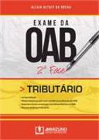 Exame da O A B:Tributário 2ª Fase