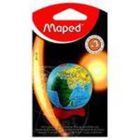 Apontador Com Depósito Globo 1 Furo 051110 Maped 09706