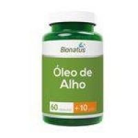 Oleo De Alho Bionatus 70 Cápsulas