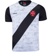 Camiseta do Vasco Proud - Masculina - PRETO