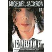 DVD Michael Jackson - A Remarkable Life
