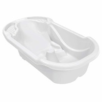 Banheira Tutti Baby Safety & Confort Branco