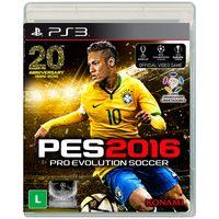 Pes 2016 Pro Evolution Soccer Playstation 3 Sony