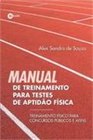 Manual de treinamento para testes de aptidão