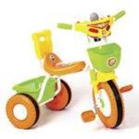 Triciclo Good Azul 1307 - Unitoys