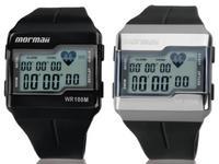 Relógio e Monitor Cardíaco HRM1 8K Mormaii Cinza e Preto   JáCotei 0f8b07427e