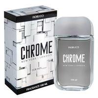 Chrome de Fiorucci Deo Colônia Masculino 100ml