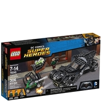 Lego Super Heroes DC Interceptação de Kryptonite 76045