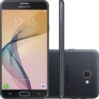 Smartphone Samsung Galaxy J7 Prime SM-G610M Dual Chip Android 6.0 32GB Preto
