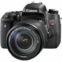 Câmera Canon DSLR EOS Rebel T6s 24.2 MP + Lente 18-135mm + Cartão 16GB + Bolsa