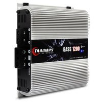 Módulo Amplificador Taramps Bass 1200 1200W RMS 1 Ohm 1 Canal Classe D