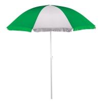 Guarda-Sol Mor 003718 1.8m Verde e Branco