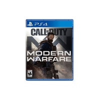 Jogo Game Call of Duty Modern Warfare PS4 Sony