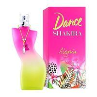 Dance Alegria De Shakira Eau De Toilette Feminino 80 ml