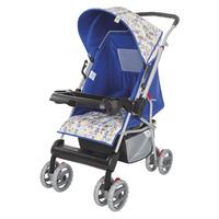 Carrinho de Bebê Berço Tutti Baby Magni Azul Royal